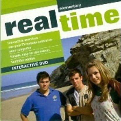 Obrazek Real Life Elementary DVD: Real Time