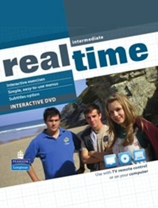 Obrazek Real Life Intermediate.    DVD: Real Time