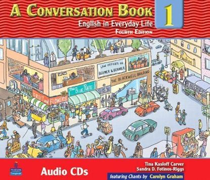 Obrazek A Conversation Book 1 English in Everyday Life   CD do Podręcznika