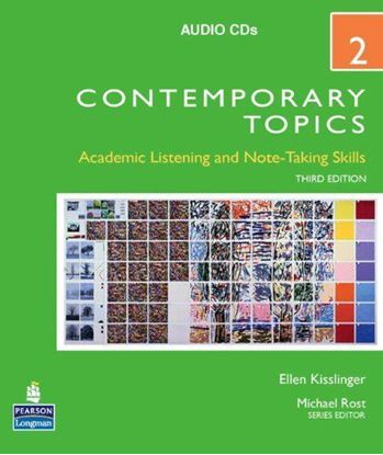 Obrazek Contemporary Topics 2 CDs 3ed