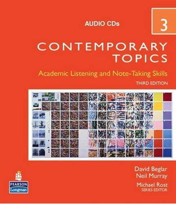 Obrazek Contemporary Topics 3 CDs 3ed