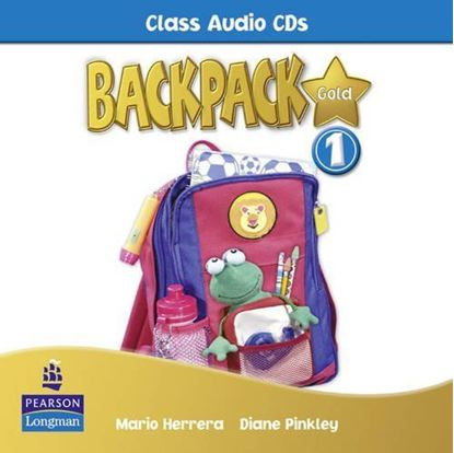 Obrazek Backpack Gold 1.    CD do Podręcznika