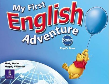Obrazek dla kategorii My First English Adventure Starter