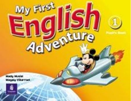 Obrazek dla kategorii My First English Adventure 1