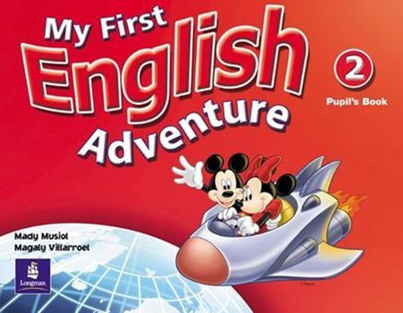 Obrazek dla kategorii My First English Adventure 2