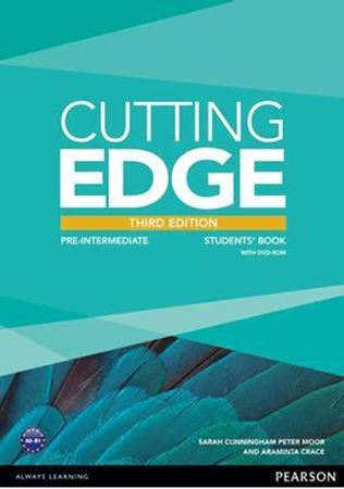 Obrazek dla kategorii Cutting Edge 3rd Edition Pre-Intermediate