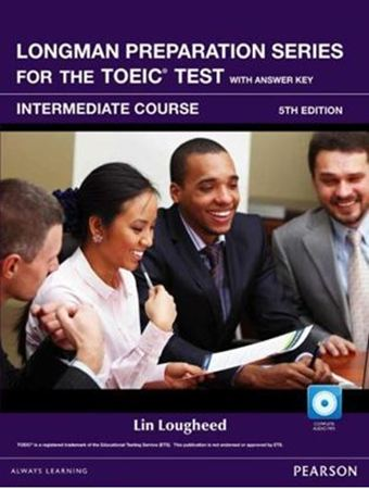 Obrazek dla kategorii Longman Preparation Course for the TOEIC® Exam Intermediate Course