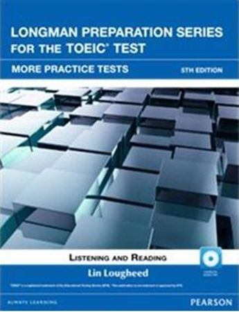 Obrazek dla kategorii Longman Preparation Course for the TOEIC® Exam More Practice Tests