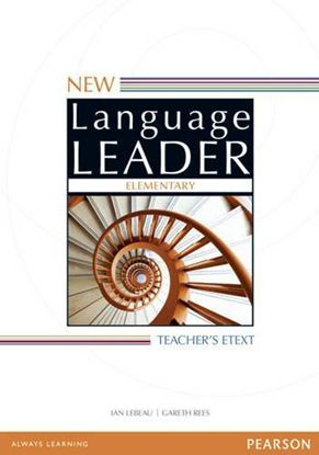 Obrazek New Language Leader Elementary Teacher's eText DVD-Rom