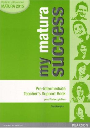 Obrazek My Matura Success Pre-Intermediate Teacher's Book