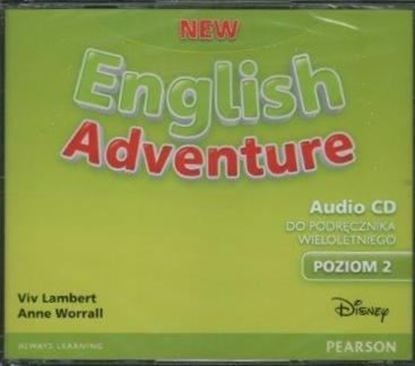 Obrazek New English Adventure 2. Class CD
