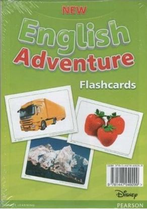 Obrazek New English Adventure 2. Flashcards