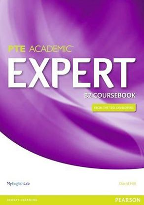 Obrazek PTE Academic Expert B2 Coursebook with MyEnglishLab