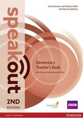 Obrazek Speakout 2ed Elementary Teacher's Guide with Resource & Assessment Disc Pack