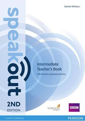 Obrazek Speakout 2ed Intermediate Teacher's Guide with Resource & Assessment Disc Pack