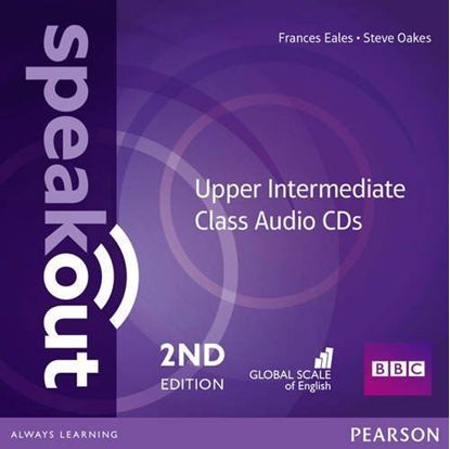 Obrazek Speakout 2ed Upper-Intermediate Class CD