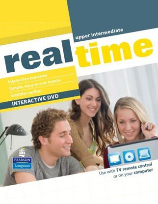 Obrazek Real Life Upper-Inter DVD Real Time