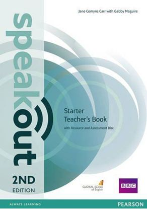 Obrazek Speakout 2ed Starter Teacher's Guide with Resource & Assessment Disc Pack