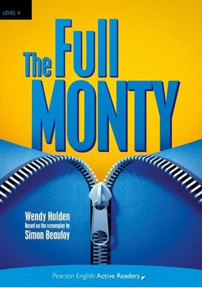 Obrazek The Full Monty + CD-ROM.   Penguin Active Reading