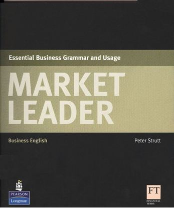 Obrazek Market Leader.    Essential Business Grammar And Usage