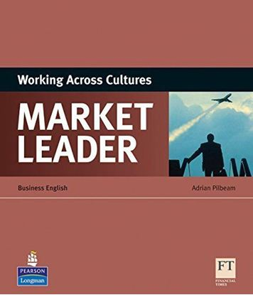 Obrazek Market Leader.    Working Across Culture