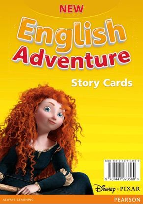 Obrazek New English Adventure 1. Story Cards