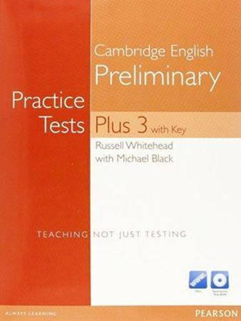 Obrazek dla kategorii Practice Tests Plus PET 3
