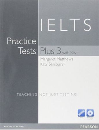 Obrazek dla kategorii Practice Tests Plus IELTS 3