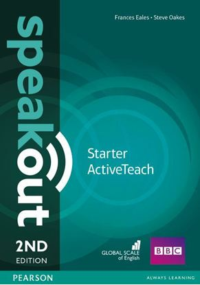 Obrazek Speakout 2ed Starter Active Teach IWB