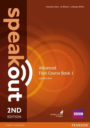 Obrazek Speakout 2ed Advanced Flexi Course Book 1
