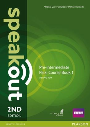 Obrazek Speakout 2ed Pre-Intermediate Flexi Course Book 1