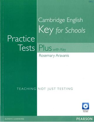 Obrazek Practice Tests Plus KET for Schools w/key Multi-Rom