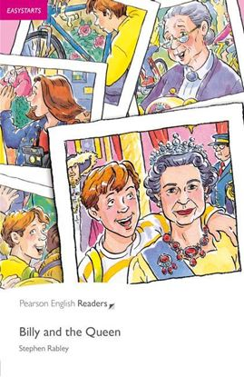 Obrazek Billy And The Queen + CD.   Penguin Readers