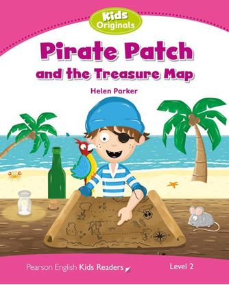 Obrazek Pirate Patch and the Treasure Map