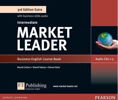 Obrazek Market Leader 3rd Edition Extra Intermediate Class Audio CD