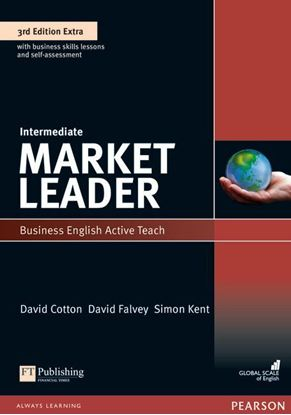 Obrazek Market Leader 3rd Edition Extra Intermediate Active Teach CD-ROM