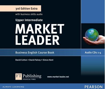 Obrazek Market Leader 3rd Edition Extra Upper Intermediate Class Audio CD