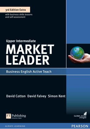 Obrazek Market Leader 3rd Edition Extra Upper Intermediate Active Teach CD-ROM