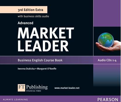 Obrazek Market Leader 3rd Edition Extra Advanced Class Audio CD