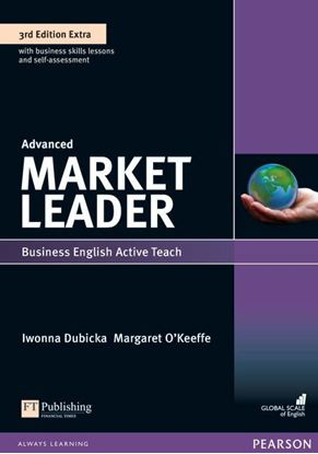 Obrazek Market Leader 3rd Edition Extra Advanced Active Teach CD-ROM
