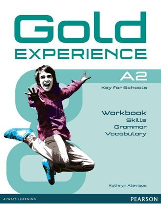 Obrazek Gold Experience A2 Language and Skills Workbook