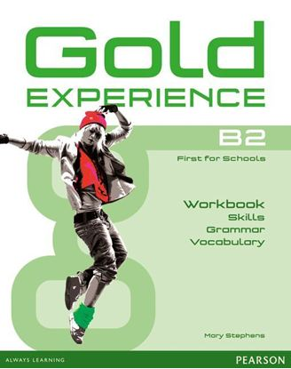 Obrazek Gold Experience B2 Language and Skills Workbook