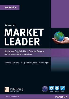 Obrazek Market Leader 3rd Edition Flexi Advanced Coursebook 2