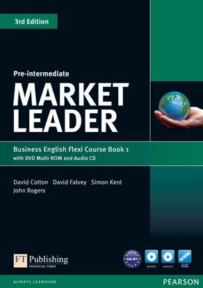 Obrazek Market Leader 3rd Edition Flexi Pre-Intermediate Coursebook 1