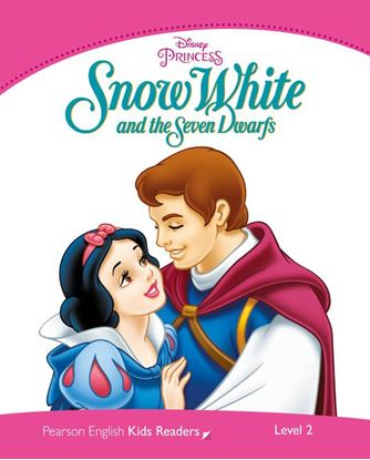Obrazek Snow White and the Seven Dwarfs. Penguin Kids. Poziom 2