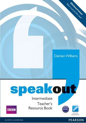 Obrazek Speakout Intermediate. Teacher's Resource Book