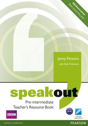 Obrazek Speakout Pre-Intermediate. Teacher's Resource Book