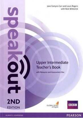 Obrazek Speakout 2ed Upper-Intermediate Teacher's Guide with Resource & Assessment Disc Pack