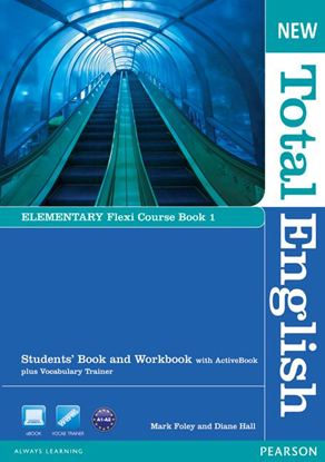 Obrazek New Total English Elementary.   Flexi Course Book 1