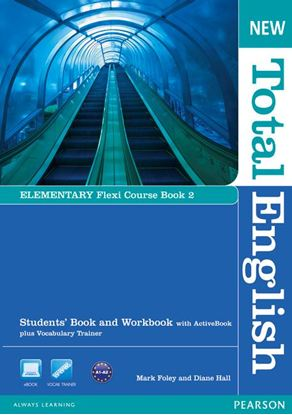 Obrazek New Total English Elementary.    Flexi Course Book 2
